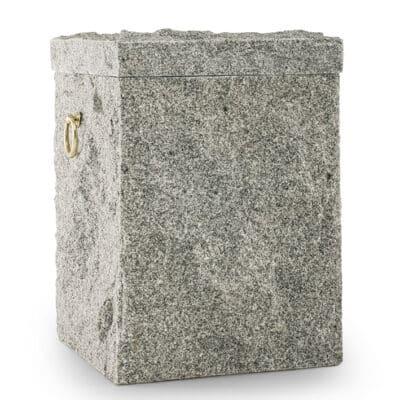 Urn van graniet natuursteen