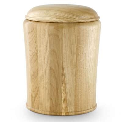 Urn van eikenhout kopen