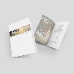 Rouwkaart laten ontwerpen